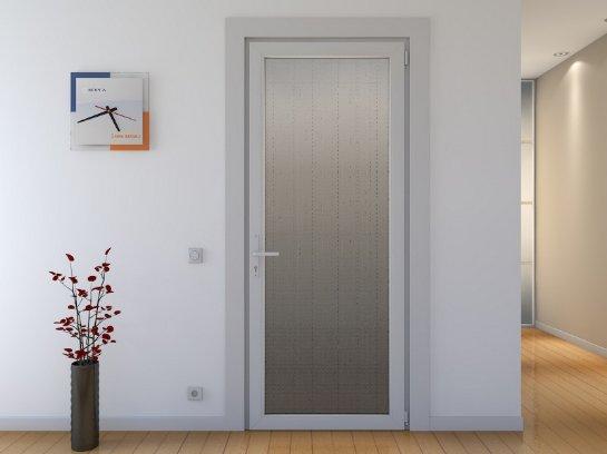 Двери помогут сохранить личное пространство