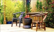 Беседки в японском саду