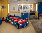 Детская кровать машина для сына