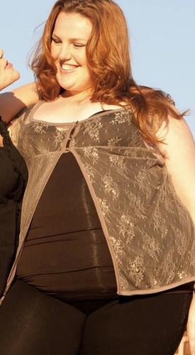 116-килограммовая певица похудела в два раза после того, как начала записывать на руке свой вес