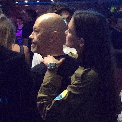 Федор Бондарчук и Паулина Андреева тайно приехали на «Кинотавр»