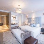 Спальня, совмещенная с гардеробной: принципы обустройства