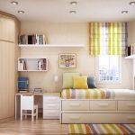 Несколько полезных идей дизайна детской комнаты