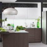 Новые тенденции в дизайне кухни