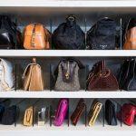 Как удобно хранить обувь и сумки