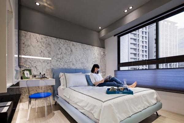 Квартирный тур: современная квартира в Тайване