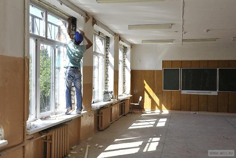 В тюменский поселок направили 4,6 миллиона на ремонт трех классов
