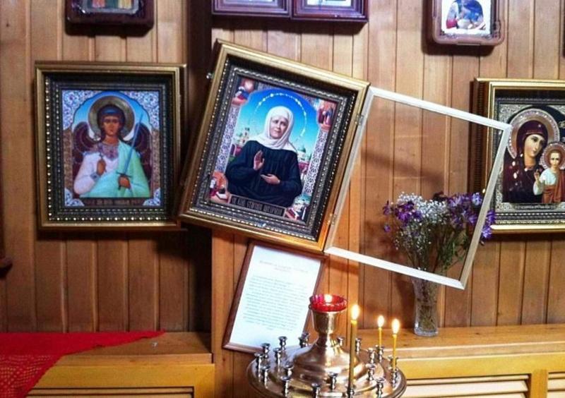 Тюменцы совершили дерзкий налет на храм и украли икону