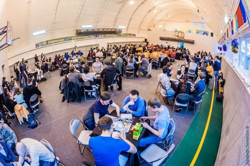 Тюмень приняла межрегиональный фестиваль интеллектуальных игр