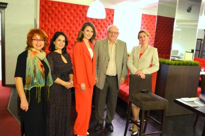 В Тюмени прошел творческий вечер с известной поэтессой