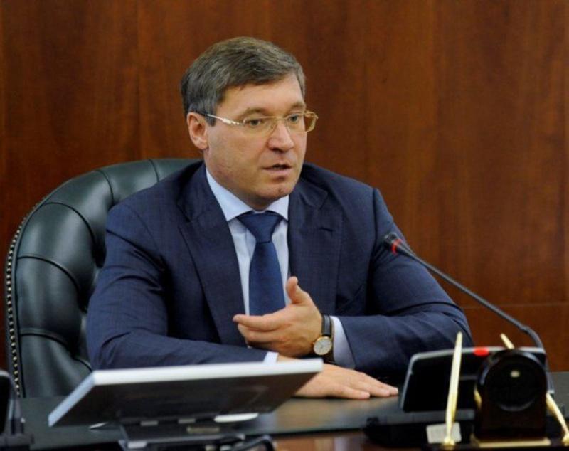 Министр строительства РФ стал Почетным гражданином Тюменской области