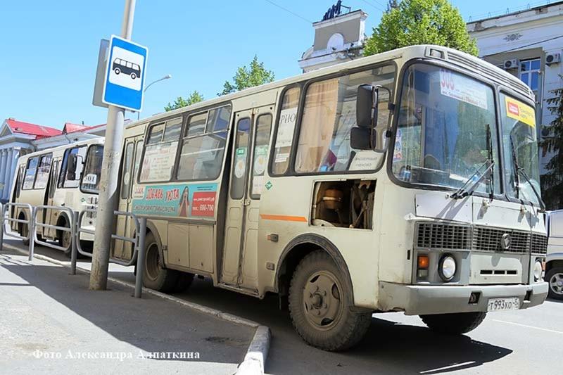 9 июня повыситься стоимость проезда в автобусах