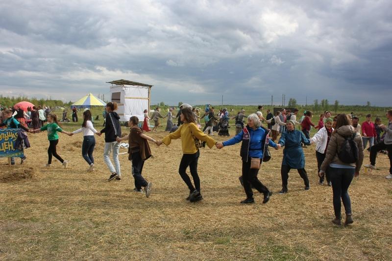 Тувинский рок, норвежский фолк и русские мантры на этнофестивале