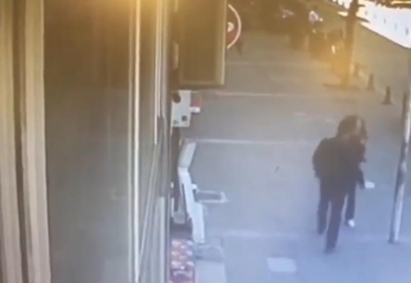 Дворник одним ударом отправил в нокаут мужчину, избивающего жену