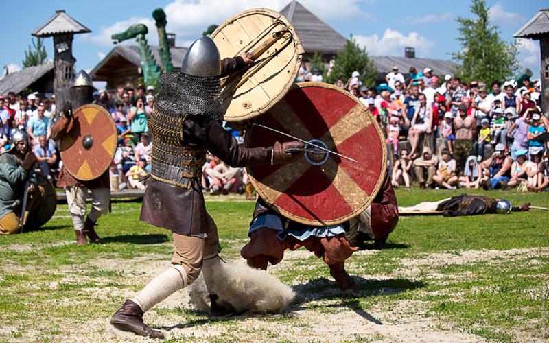 Жители Тюменской области могут стать участниками боев и турниров