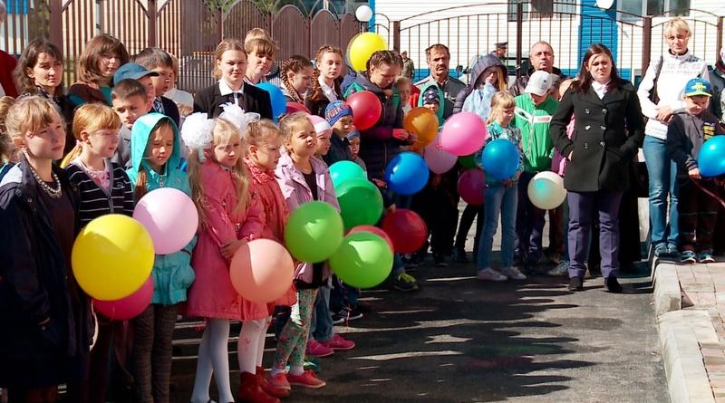 В Тюменской районе у школы появится новый учебный конкурс