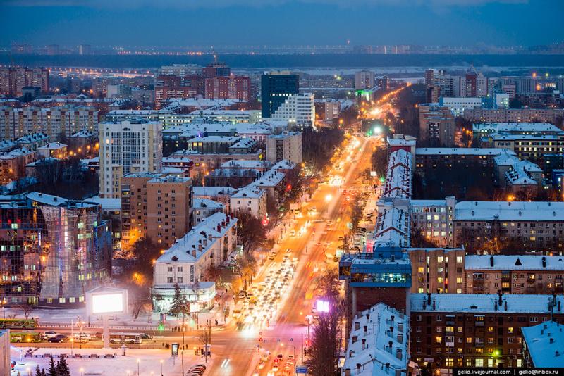 Тюменцы признаются городу в любви в стихах