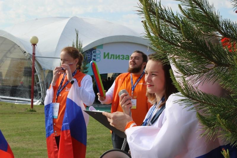 Тюменцев радушно встретили на молодежном форуме