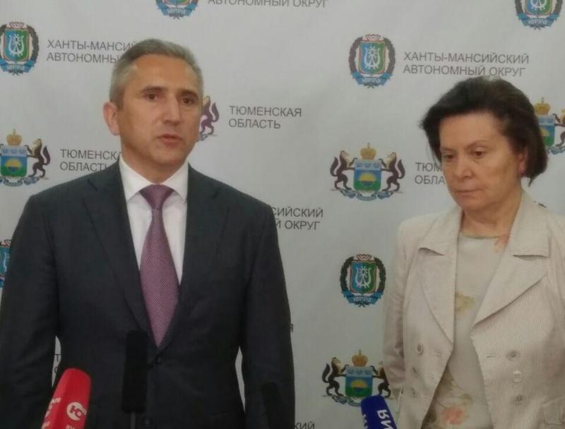В ХМАО врио губернатора Тюменской области предложил объединить усилия для восстановления популяции муксуна