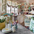 Стиль кантри в интерьере квартиры и загородного дома: 6 особенностей + фото