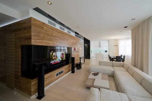 Стиль минимализм в интерьере квартиры: 8 фактов + много фото