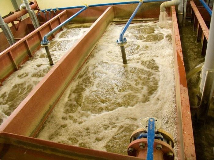 Способы очистки сточных вод на участке