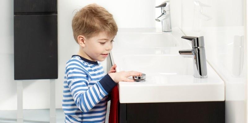 Как правильно выбрать смеситель для раковины?