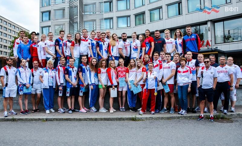 Российские юниоры увезли главный кубок с первенства Европы по плаванию