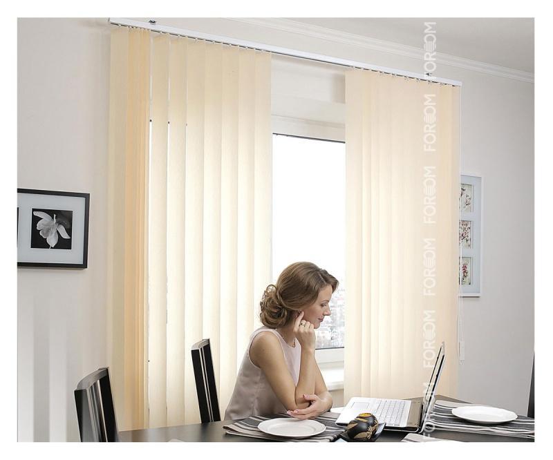 Рекомендации при выборе вертикальных жалюзи для пластиковых окон - фото 2
