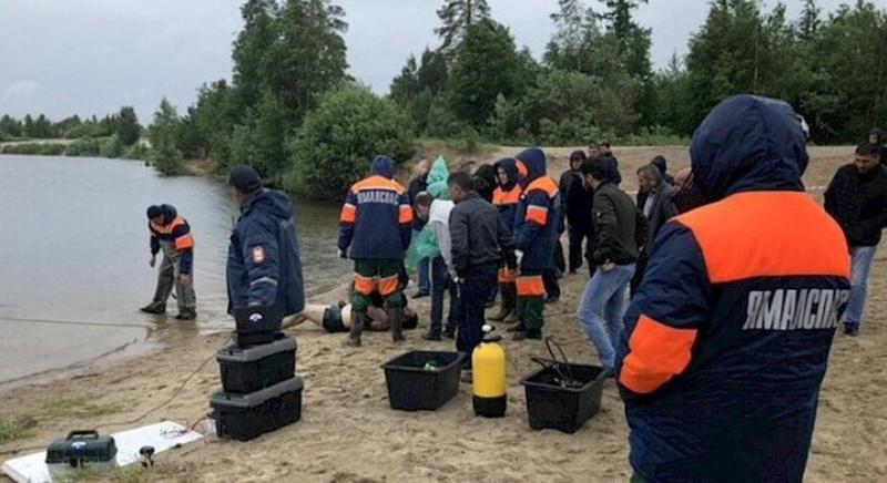 Закончились поиски. На Ямале обнаружили тело пропавшего 1 июля