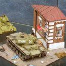 В Тюменской области пройдет выставка военной техники в миниатюре