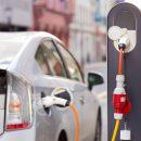 Зарядные станции для электрокаров появятся возле тюменской администрации и двух торговых центров