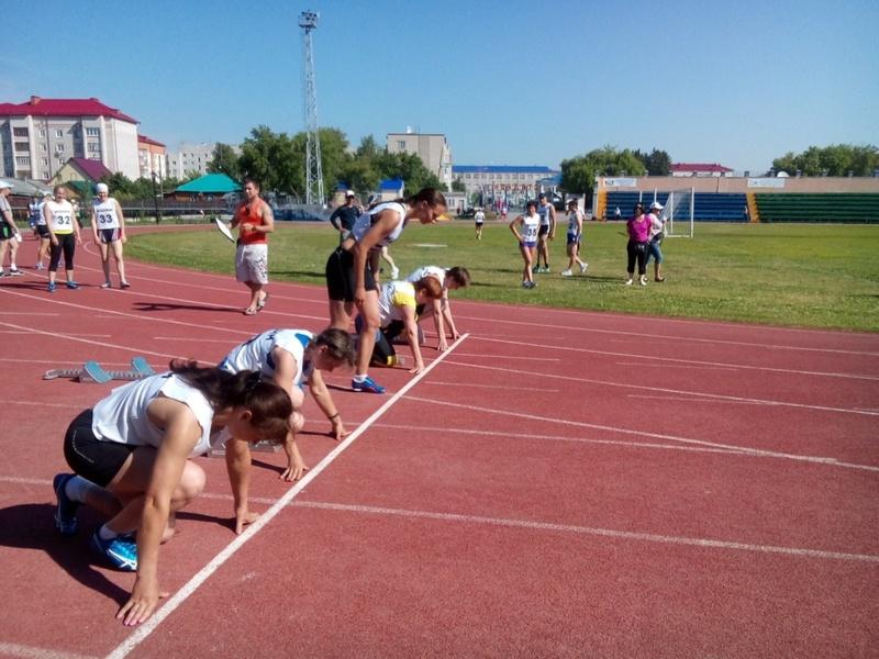 Спортсмены из Тюменского района принимают участие в Губернских играх
