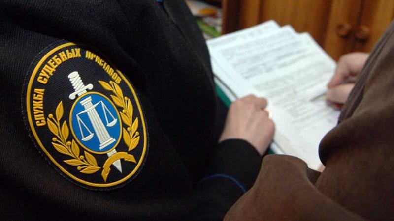 В Тюменском районе осудят пристава, который не хотел заниматься взысканием денег