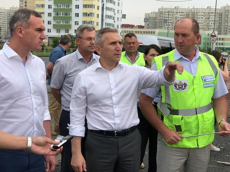 В Тюмени до конца года завершаться несколько важных городских проектов