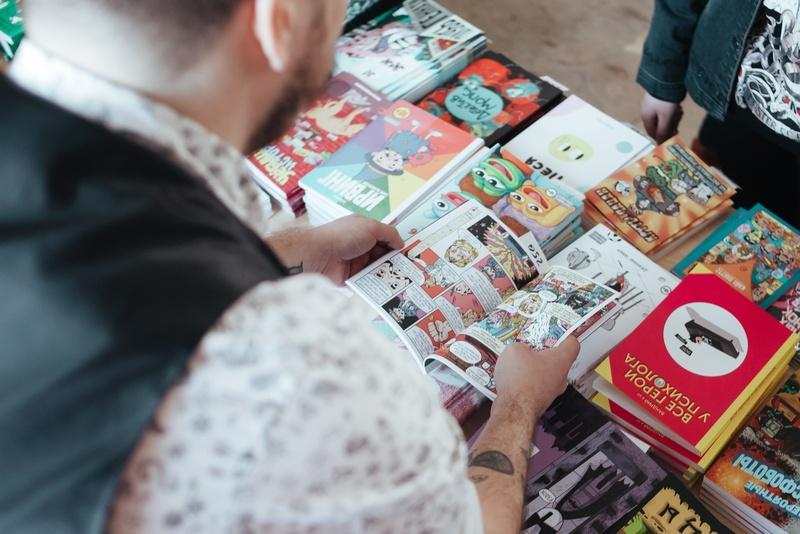 Тюменский художник планирует выпуск последнего тома комикса о супергерое