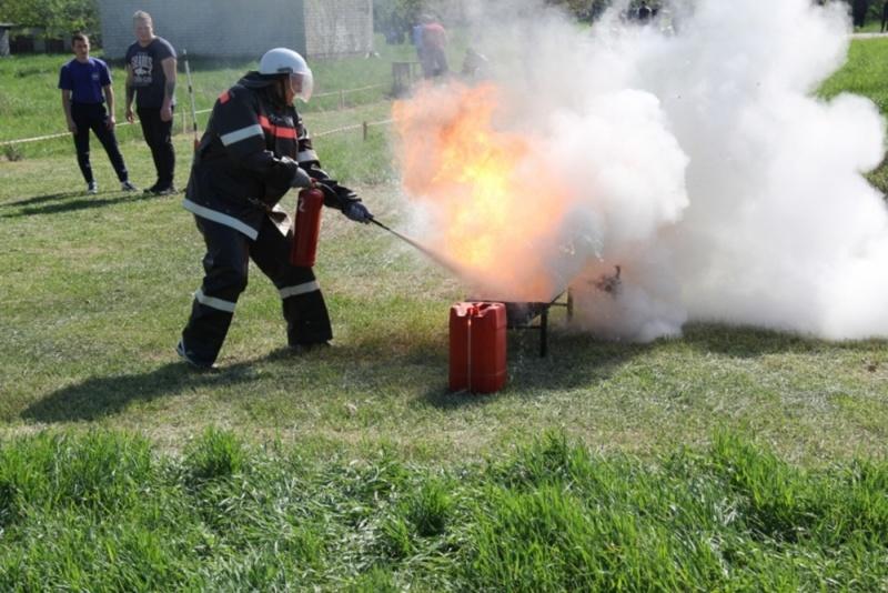 В Тюмени определят лучших пожарных