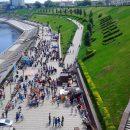 Вкусные и зрелищные мероприятия на День города в Тюмени