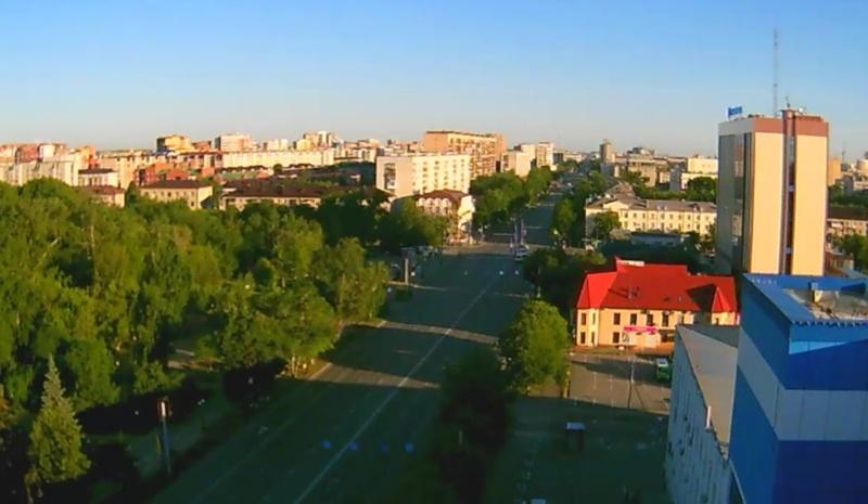 Погода в Тюмени 16 июля: теплое начало недели