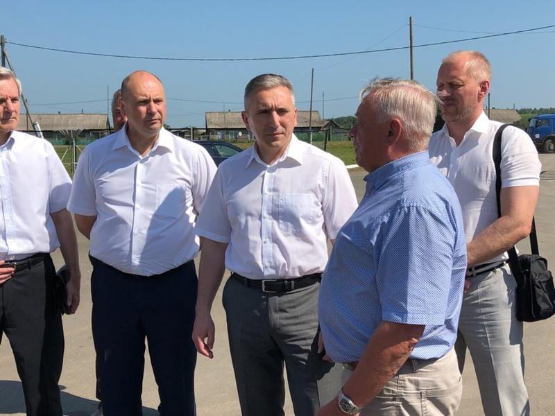Глава региона посетит Абатское и поздравит жителей с юбилеем района