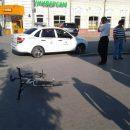 В Тюменской области ребенок и подросток получили травмы в ДТП