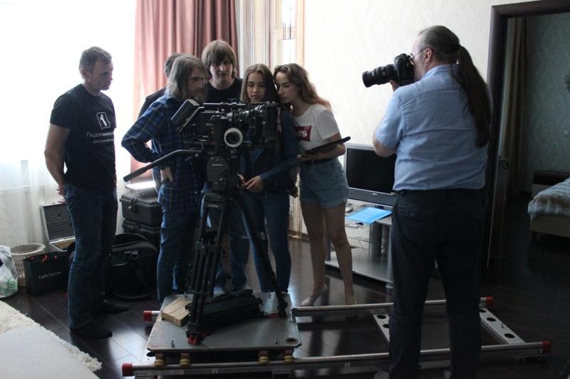 Взрослые дети: в Тюмени начинаются съемки первого сезона захватывающего сериала - видео
