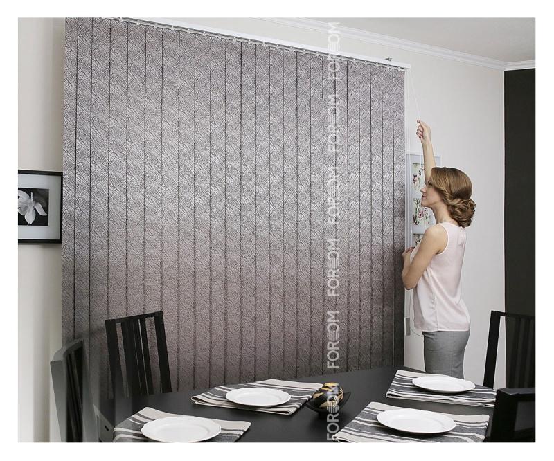 Рекомендации при выборе вертикальных жалюзи для пластиковых окон