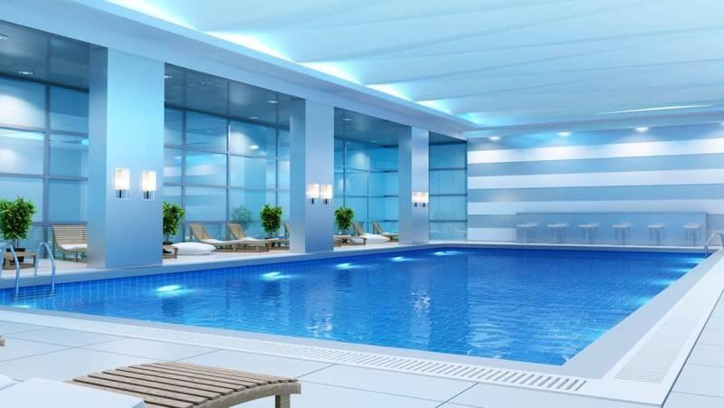 Современное решение проблемы повышенной влажности в бассейнах закрытого типа