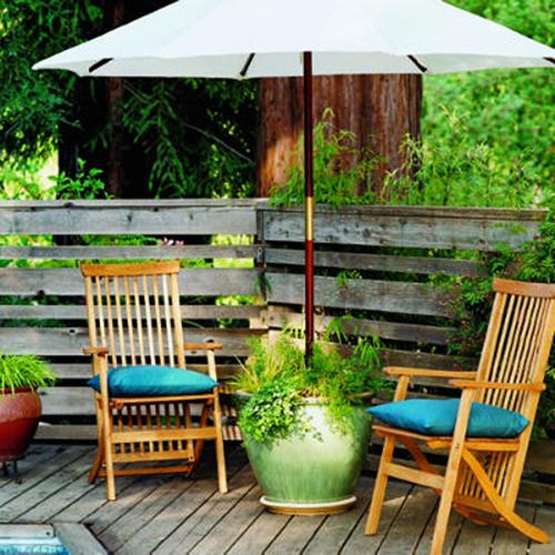 Патио на даче своими руками: 8 советов по организации + фото