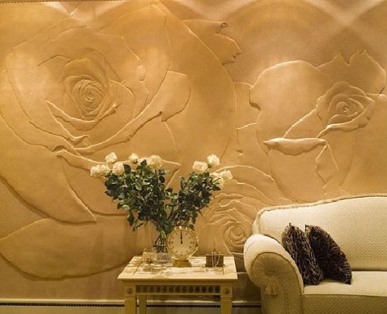 Декоративная штукатурка для ваших стен