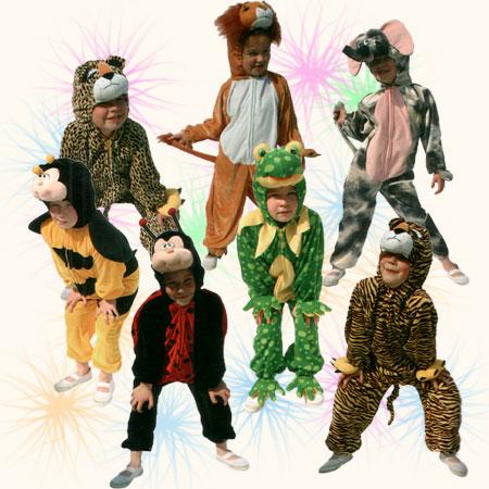 Яркие костюмы для вас и ваших детей