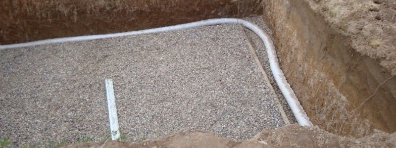 Дренаж для глинистого грунта