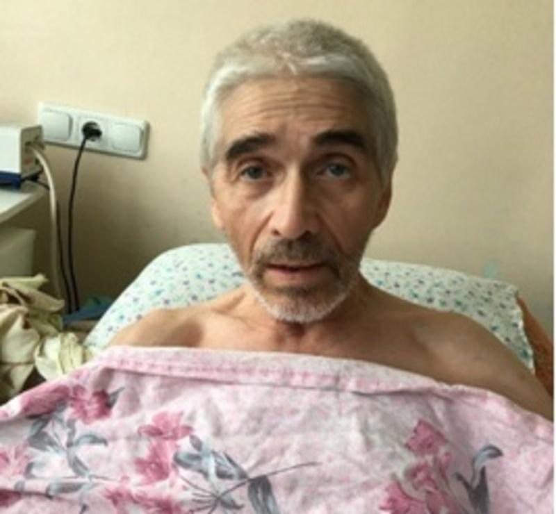 В Тюмени ищут родственников и близких мужчины, поступившего в больницу