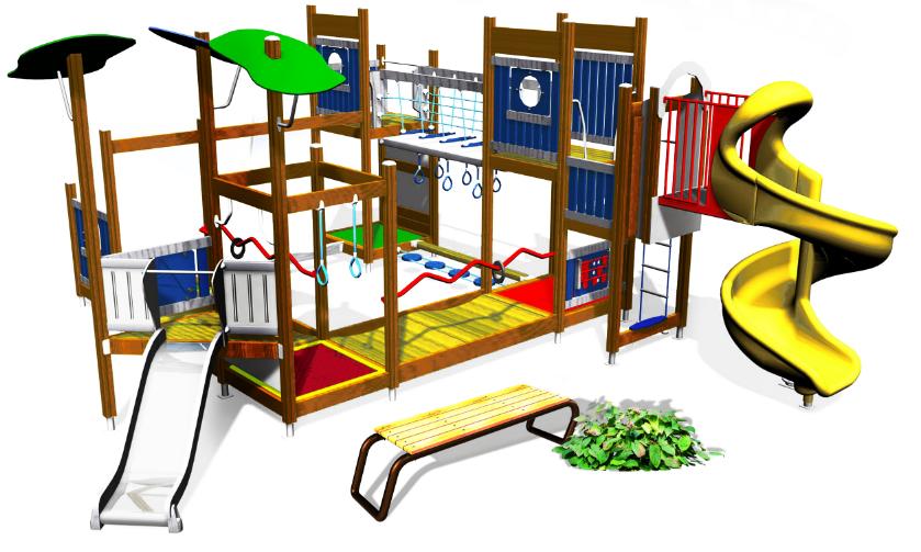 Площадки для детей инвалидов